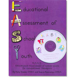 [미국] Educational Assessment of School Youth for Occupational Therapists (EASY-OT)/DDD-1251/인지평가도구