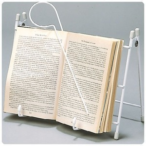[미국] 접이식 독서대/Folding Book and Magazine Stand/AA7280